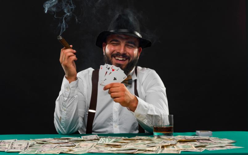 Les jeux d'argent